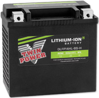 Twin Power Lithium Ion Batteries