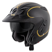 Scorpion EXO EXO-CT220 Bixby Black Open Face Helmet