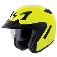 Scorpion EXO EXO-CT220 Neon Open Face Helmet