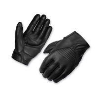 Scorpion EXO Men's Short-Cut Black Leather Gloves