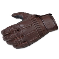 Scorpion EXO Men's Bixby Brown Leather Gloves