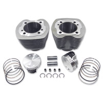 95″ TC-88 Silver Forged Big Bore Kit