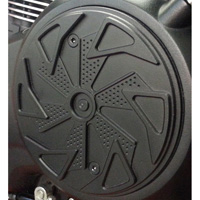 Whitewall Choppers Shadow Series Derby Cover
