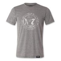 Jack Daniel's Men's Bug Gray T-Shirt
