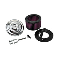 TC Bros. Choppers Ripple Polished Air Cleaner Kit