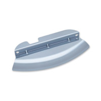 Kuryakyn Chrome Lower Triple Tree Wind Deflector