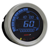 Koso 4″ Chrome Speedometer