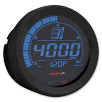 Koso 4″ Black Tachometer