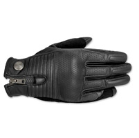 Alpinestars Oscar Men's Rayburn Black Leather Gloves