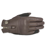 Alpinestars Oscar Men's Rayburn Brown Leather Gloves