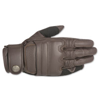Alpinestars Oscar Men's Robinson Brown Leather Gloves