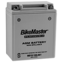 BikeMaster AGM Platinum II Battery