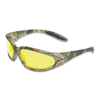 Global Vision Eyewear Forest 1 Sunglasses with Yellow Tint Lens