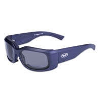 Global Vision Eyewear Prospect Black Sunglasses with Smoke Lens