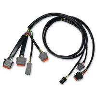 NAMZ Custom Cycle Complete Ignition Wiring Harness