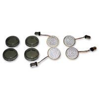 Custom Dynamics Smoked LED Turn Signal Conversion Kit