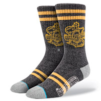 Stance Men's Harley Davidson Throwback Gray Socks