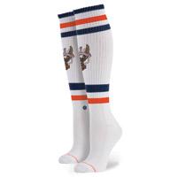 Stance Women's Harley Davidson Historic White Socks