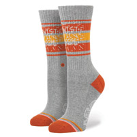Stance Women's Harley Davidson Twist It Gray Socks