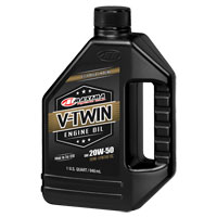 Maxima 20W50 Semi-Synthetic Oil Quart