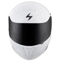 Scorpion EXO EXO-GT920 Solid White Modular Helmet