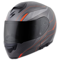 Scorpion EXO EXO-GT3000 Sync Matte Phantom/Orange Modular Helmet