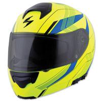 Scorpion EXO EXO-GT3000 Sync Matte Neon Modular Helmet