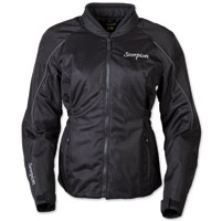Scorpion EXO Women's Maia Black Mesh Jacket