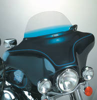 Memphis Shades 9″ Gradient Teal Replacement Windshield