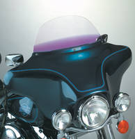 Memphis Shades 9″ Gradient Purple Replacement Windshield