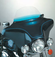 Memphis Shades 9″ Gradient Blue Replacement Windshield