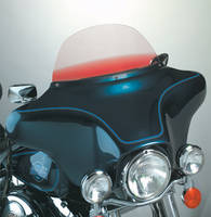 Memphis Shades 12″ Gradient Ruby Replacement Windshield
