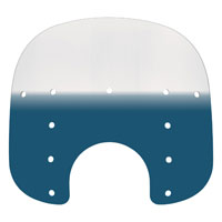 Memphis Shades 13″ Tall Gradient Blue Replacement Plastic for Fats 7″ Headlight