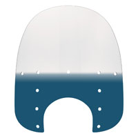 Memphis Shades 17″ Tall Gradient Blue Replacement Plastic for Fats 7″ Headlight