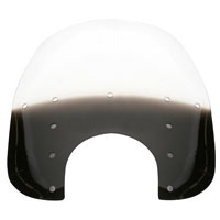 Memphis Shades 19″ Tall Gradient Black Replacement Plastic for Fats 7″ Headlight