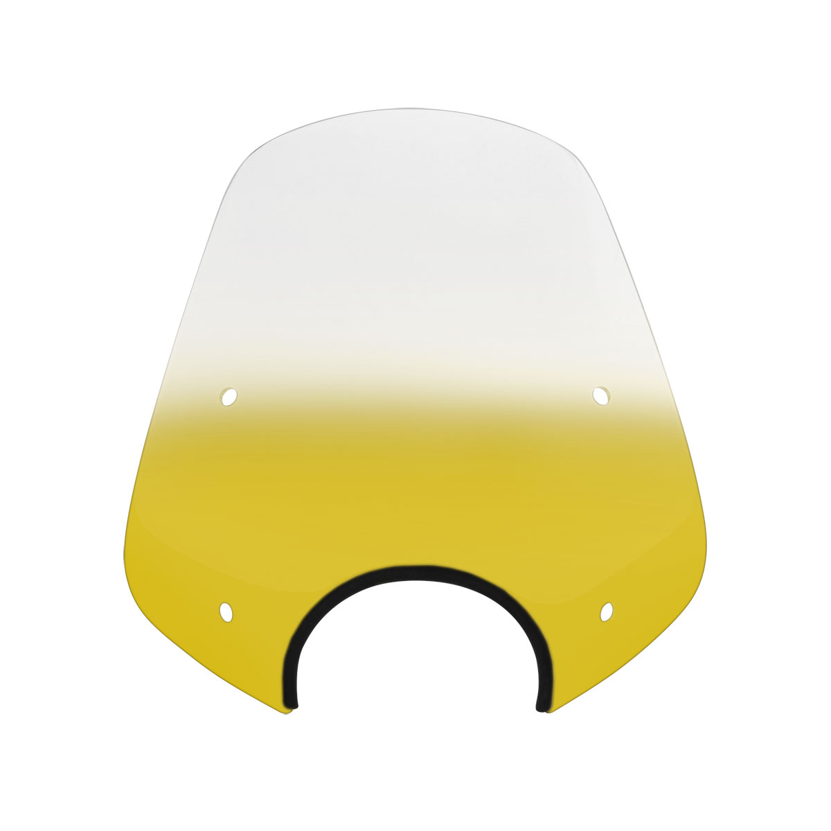 Memphis Shades Del Rio Gradient Yellow Sportshield