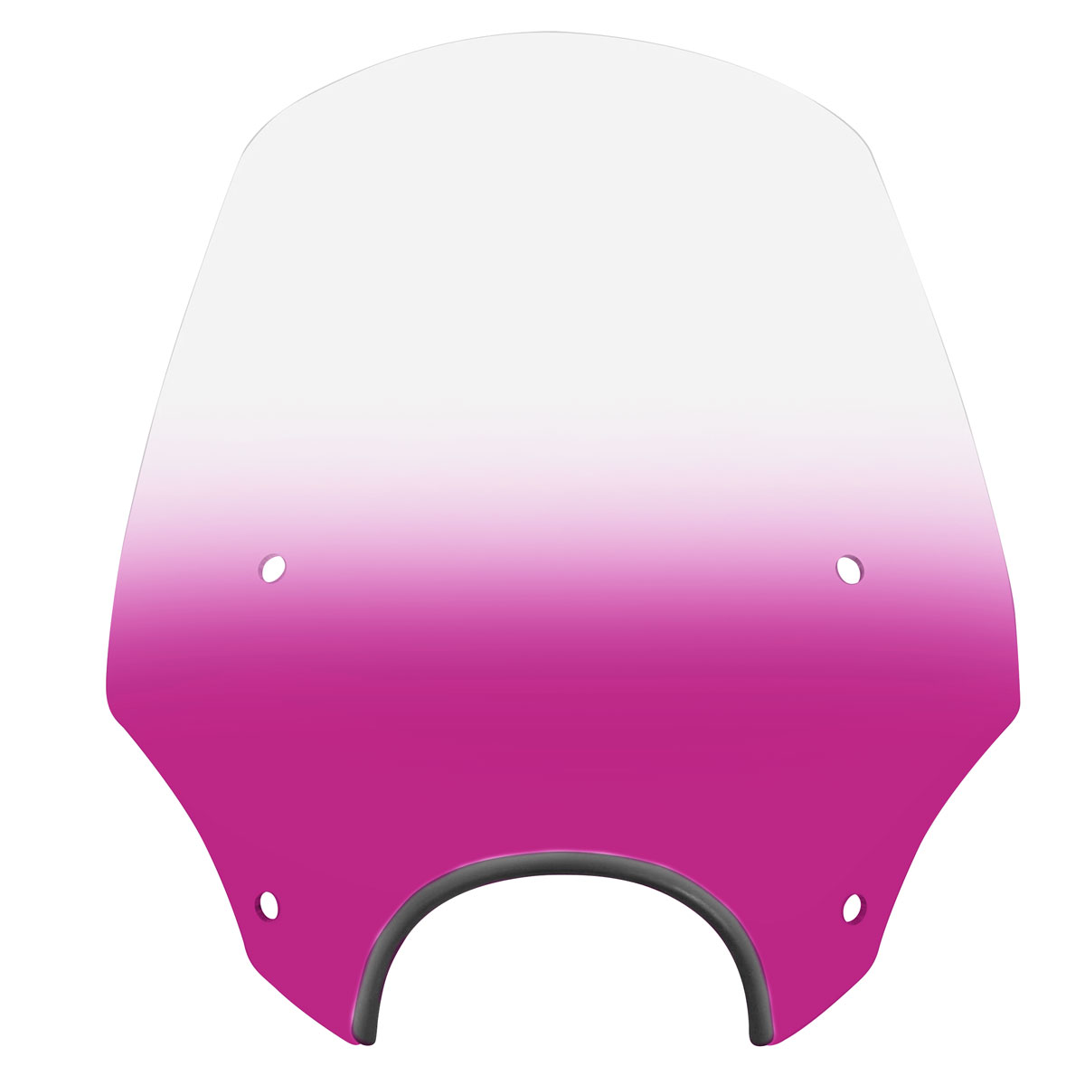 Memphis Shades El Paso Gradient Purple Sportshield