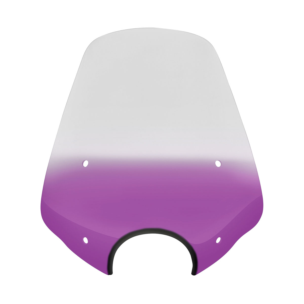 Memphis Shades Rio Grande Gradient Purple Sportshield