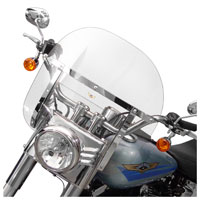 National Cycle Chopped Heavy Duty Windshield