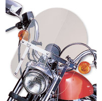 Slip Streamer Cruisers Clear Windshield Kit
