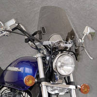 National Cycle Deflector Screen DX for 1″ Bars