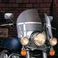 National Cycle Chopped Heavy Duty Windshield for 1960-84 FL