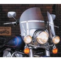 National Cycle Beaded Heavy Duty Windshield