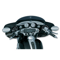 Kuryakyn Chrome Stereo Accent for Electra Glide, Street Glide and Trikes