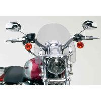 National Cycle SwitchBlade Deflector Tinted Windshield