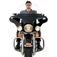 National Cycle 12-3/4″ Tall Clear Replacement Windshield