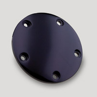 J&P Cycles® Black Points Cover