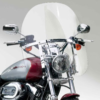 National Cycle SwitchBlade 2-Up Windshield Only