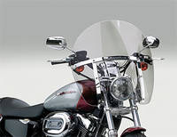 National Cycle SwitchBlade Chopped Tinted Windshield