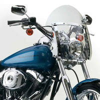 National Cycle SwitchBlade Tinted Shorty Windshield